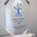 eLFA Community Outreach Award
